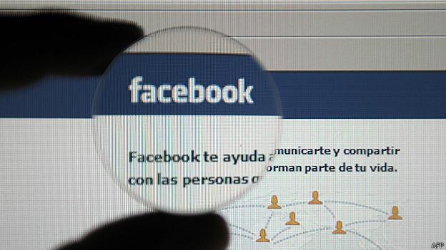 Página de Facebook en español