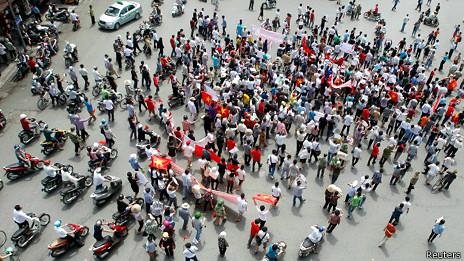 Biểu tình chống TQ 5/2014