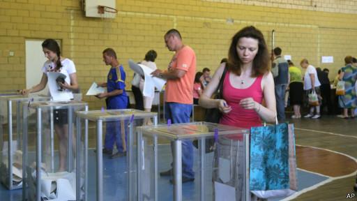 Выборы в Киеве