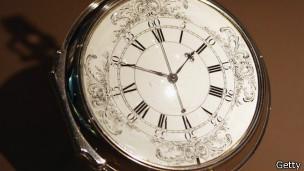 Reloj marino de John Harrison.