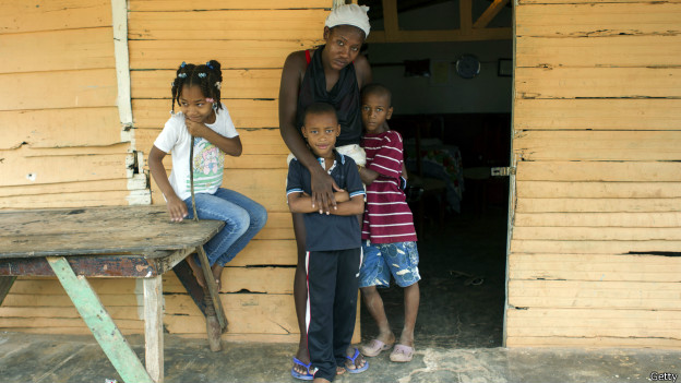 Dominicanos de origen haitiano