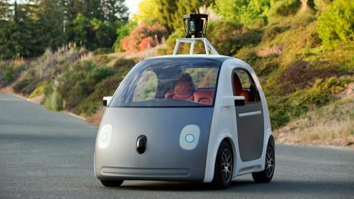 mobil robot Google