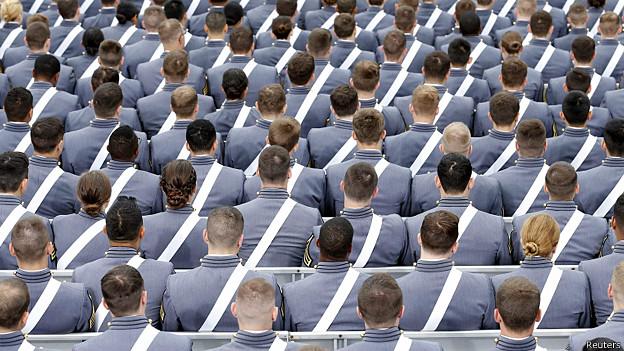 cadetes de West Point