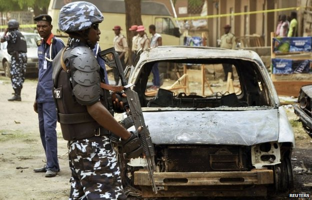 尼日利亚军队也受到批评