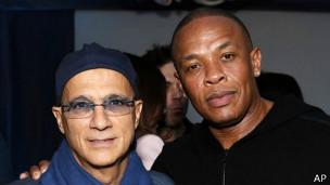 Iovine y Dr Dre