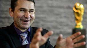 Mutschke, da Fifa (AFP)