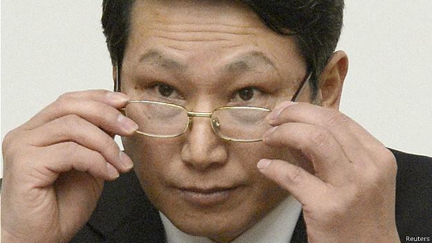 Kim Jong-uk (Reuters)