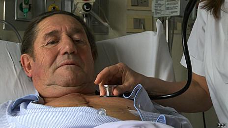 Carlos Bove, ex fumador uruguayo