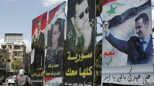 Assad (Reuters)