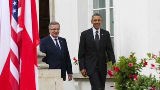 США посилюють військову присутність в Європі