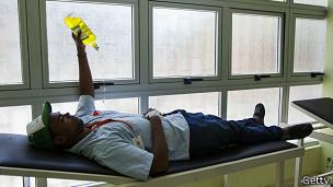Paciente de chikungunya