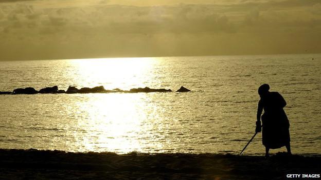 Сент-Китс и Невис: море