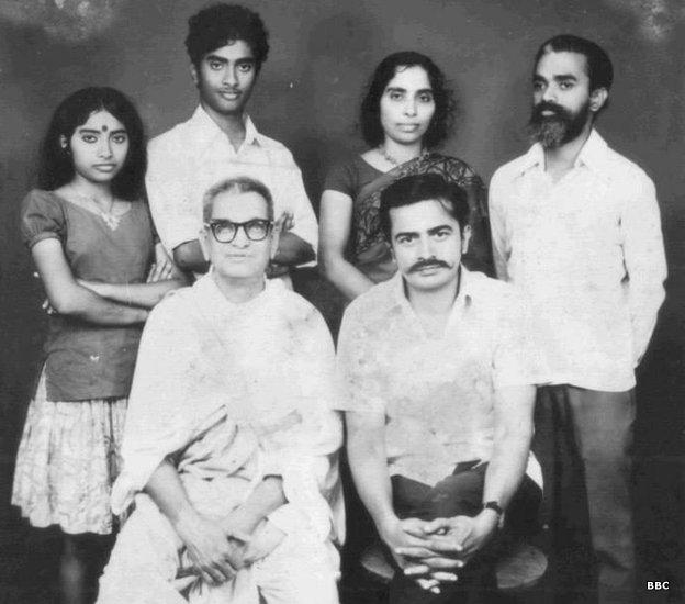 Familia de Edamaruku