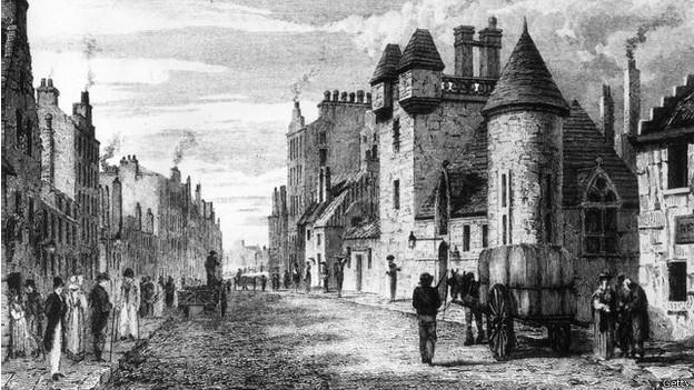 Glasgow en el siglo XIX