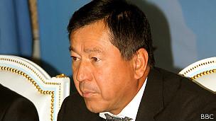 Министр Рамазон Рахимзода