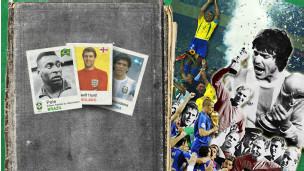 Créditos: Getty Images, Fifa, Federação Uruguaia de Futebol, Thinkstock
