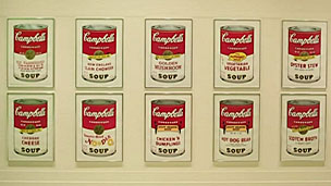 Obras famosas de Andy Warhol finalmente chegam à Turquia (BBC)