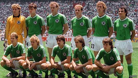 Alemania en el Mundial de 1986