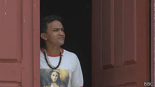 Padre Sebastião Gonçalvez. BBC