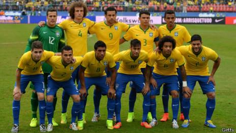 Selección brasileño