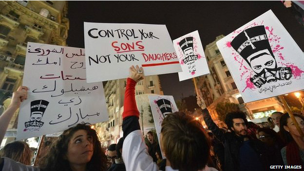 En Egipto ya es un decreto el acoso sexual a mujeres será considerado como un crimen