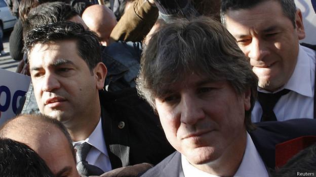 Juez argentino ordena el procesamiento del vicepresidente Amado Boudou por cohecho 140609232015_amado_boudou_624x351_reuters