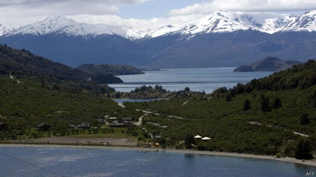 Patagonia. Lago General Carrera