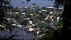 Vecindario inundado de Cateura, en Asunción