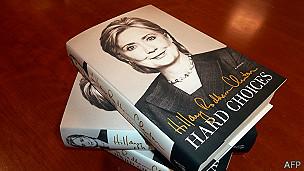 Libro de Hillary Clinton