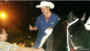 Hilario Ramírez Villanueva, foto cortesía diario Milenio.