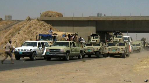 Aparat keamanan Irak