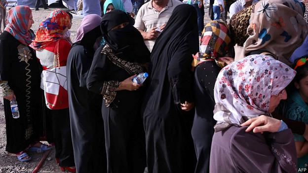 इराक़ में महिलाएँ
