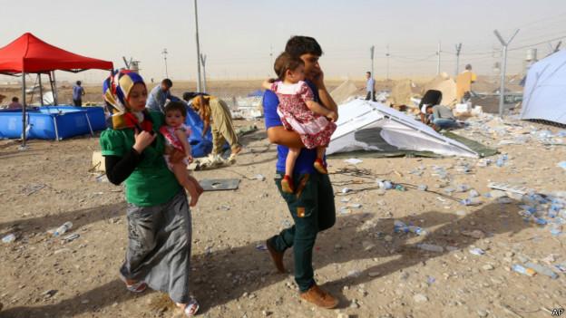 इराक़ी शरणार्थी