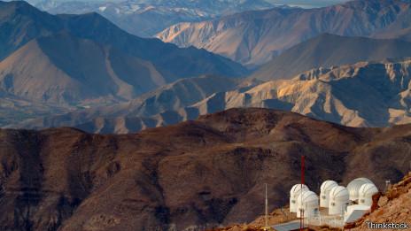 Observatorio en Chile