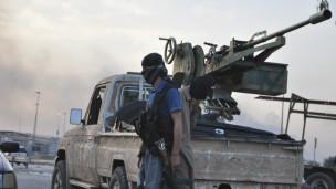 Militantes islamistas
