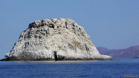 Isla de guano