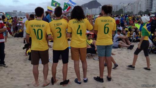 Australianos em Copa (BBC Brasil)