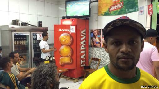 Valter de Oliveira Ponte (BBC)