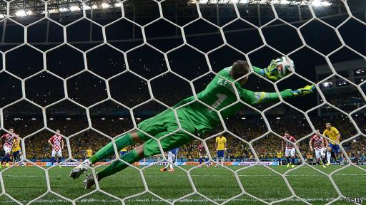 Gol de Neymar (AFP)