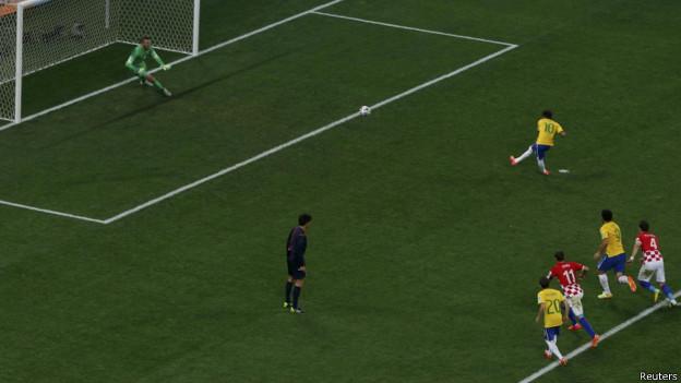 Lanzamiento de penalti