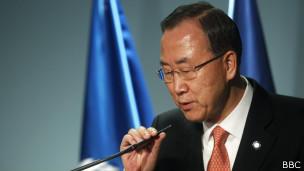 Ban Ki-moon (foto de archivo)