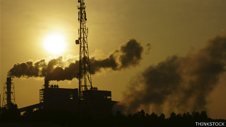 Industria contaminante