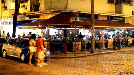 Frente Bar Brasil