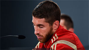 Sergio Ramos (Getty)