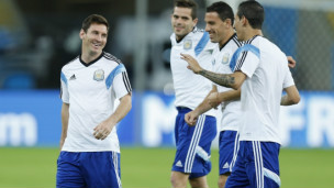 Lionel Messi | Reuters