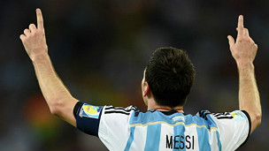 Lionel Messi (foto: Getty)