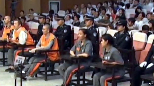 """عالمي الصين تعدم متهما """"بالارهاب"""" شينجيانغ 140616190132_624x351"""