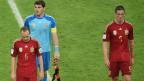 Iniesta, Casillas e Torres (Getty)