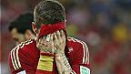 El zaguero central, Sergio Ramos
