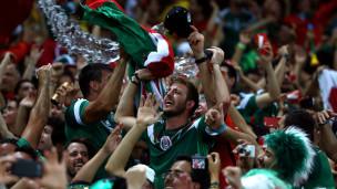 México fanáticos